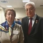 Е.Р. Курапова и Ю.М. Батурин